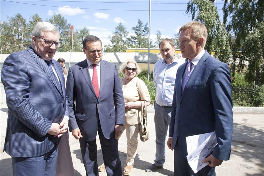 Красноярский край иБеларусь углубят сотрудничество