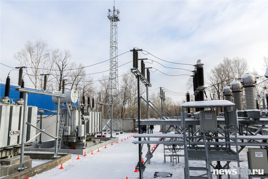 Инфраструктуру для энергоснабжения объектов Универсиады вКрасноярске подготовят косени