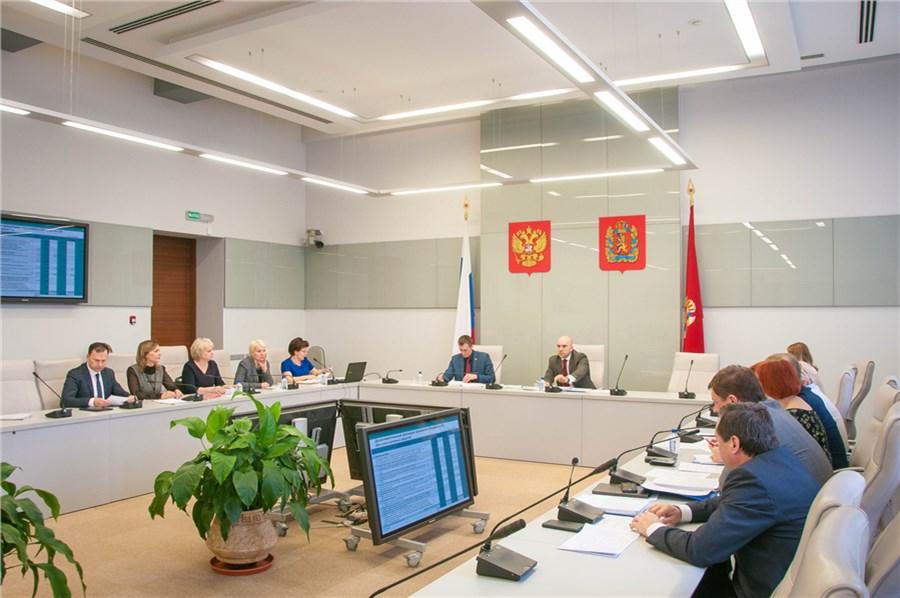 Красноярск возьмет кредит надва млрд. руб. для расчета постарым кредитам