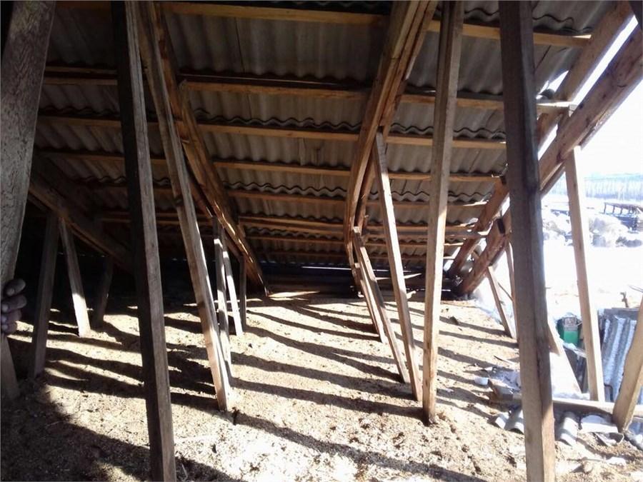 Крыша обрушилась вшколе вКрасноярском крае