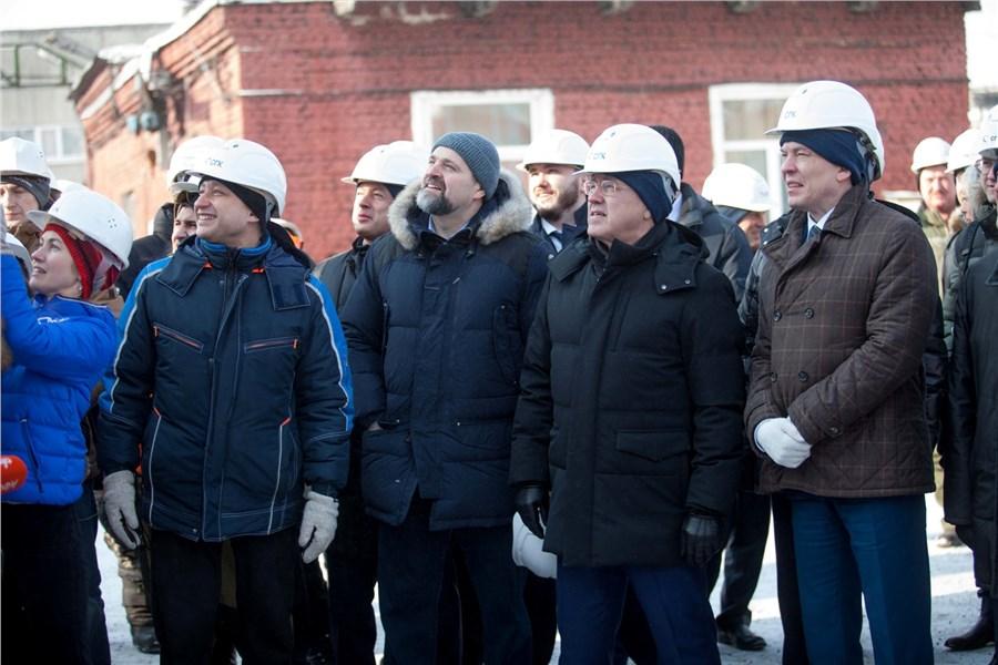 ВКрасноярске учреждения начали экологическую модификацию