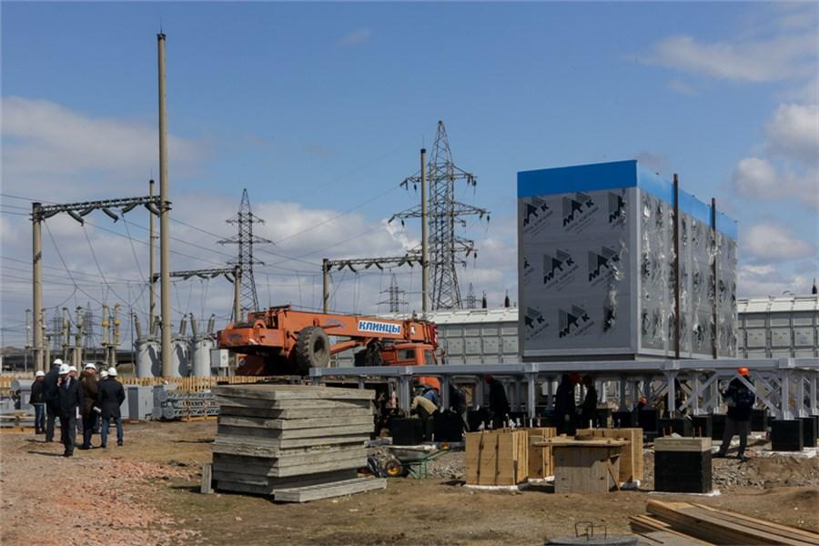 ВКрасноярске энергетики ведут подготовку кзимней Универсиаде 2019