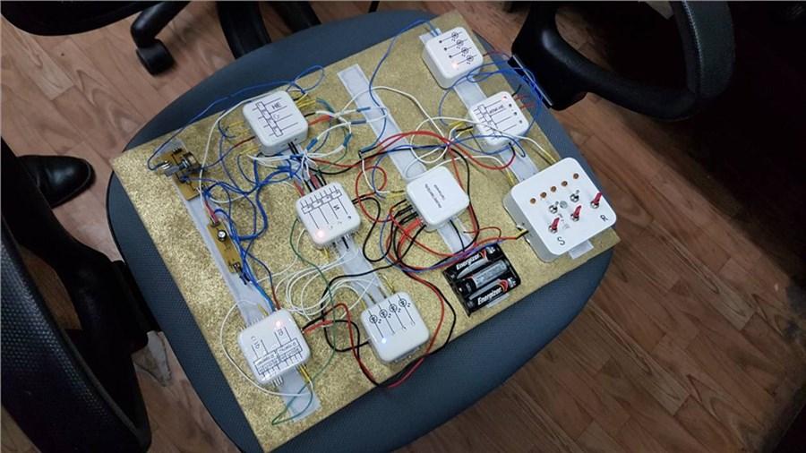 Красноярские школьники создали тренажёр для подготовки будущих программистов