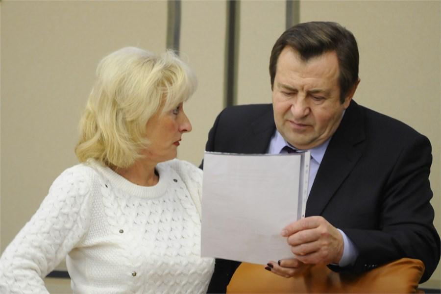 Что происходит в сессионном зале днепропетровского горсовета
