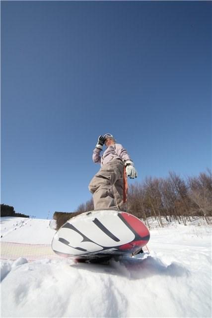 На курорте Белокуриха открываются горнолыжные трассы.