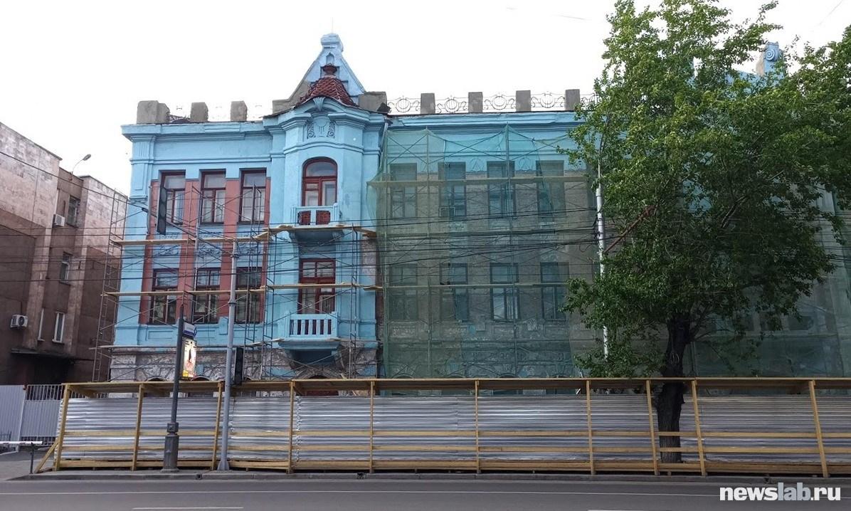 Капитальный ремонт фасадов этапы