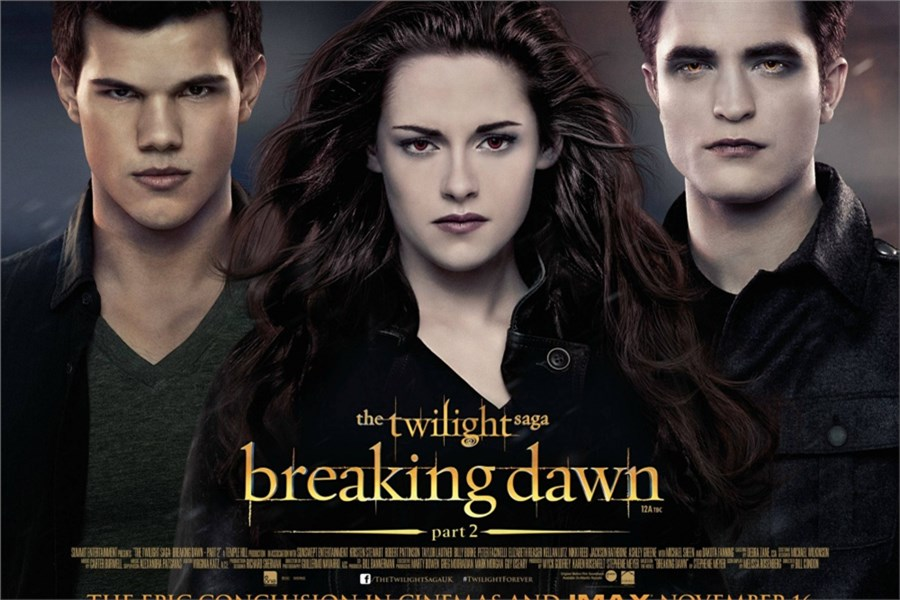 Breaking Dawn Part 2 Epub