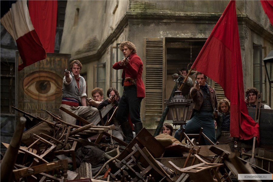 les miserables Tom hooper's film is a colossal effort – after 158 minutes, you really have experienced something it's just not clear what, writes peter bradshaw.