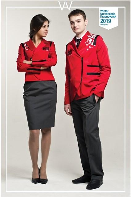 Сфу разработала дизайн одежды