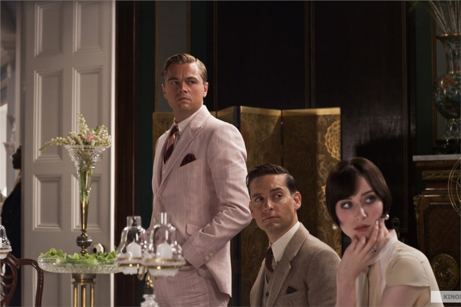the dream of a man in the novel the great gatsby