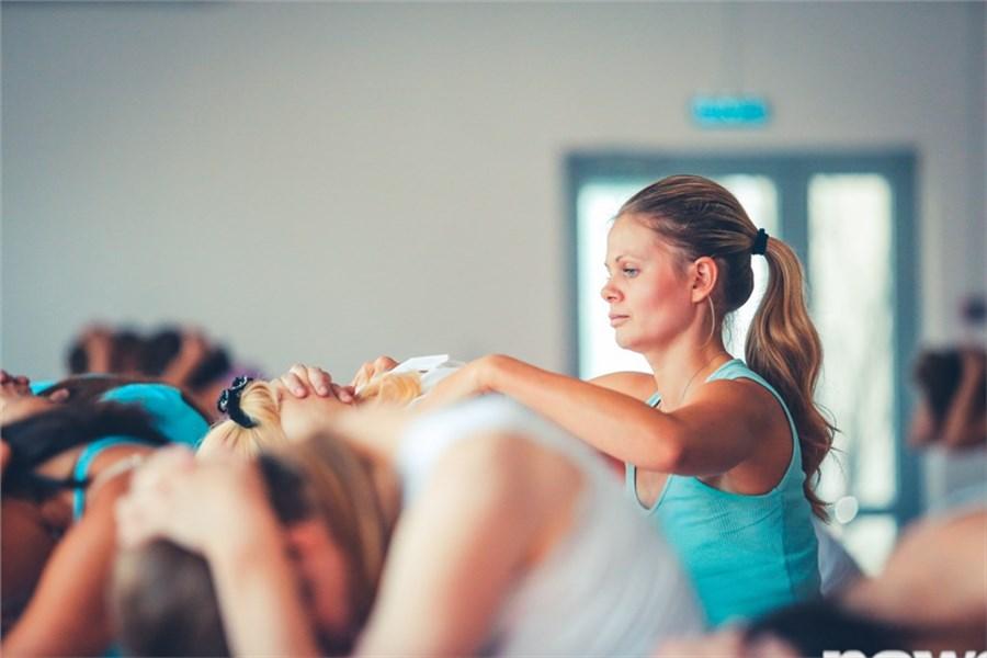 Звуки природы для йоги i