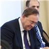 первое заседание шестой сессии Законодательного Собрания Красноярского края