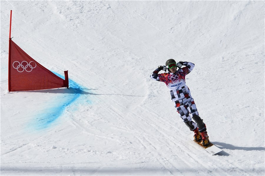 Красноярская пара сноубордистов принесла России золото и бронзу Олимпиады 207628a41c5