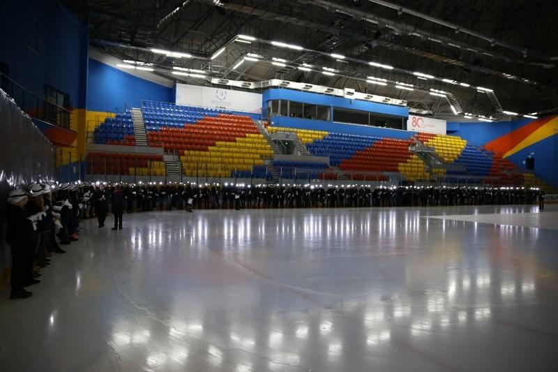 Годовщину выбора Красноярска