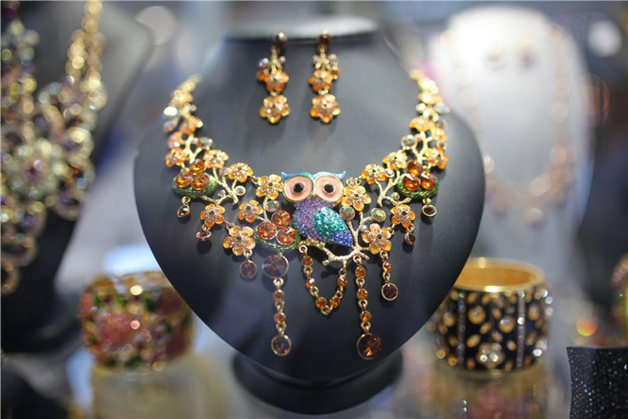 выставки ювелирных украшений фото