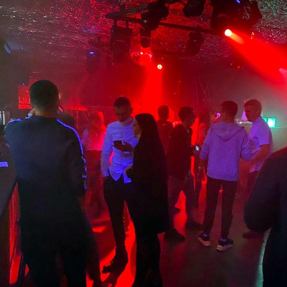 ночной клуб центральный